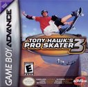 Cover zu Tony Hawk's Pro Skater 3 - Game Boy Advance