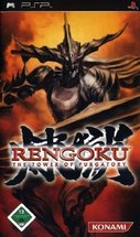 Cover zu Rengoku: Tower of Purgartory - PSP