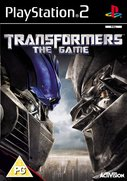 Cover zu Transformers: The Game - PlayStation 2