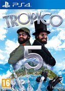Cover zu Tropico 5 - PlayStation 4