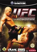 Cover zu UFC Throwdown - GameCube