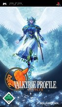 Cover zu Valkyrie Profile: Lenneth - PSP