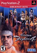 Cover zu Virtua Fighter 4 - PlayStation 2