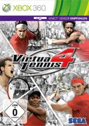 Cover zu Virtua Tennis 4 - Xbox 360