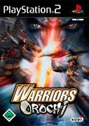 Cover zu Warriors Orochi - PlayStation 2