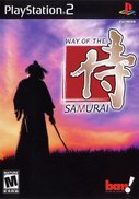 Cover zu Way of the Samurai - PlayStation 2