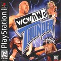 Cover zu WCW/NWO Thunder - PlayStation