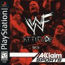 Cover zu WWF Attitude - PlayStation