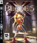 Cover zu X-Blades - PlayStation 3