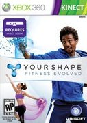 Cover zu Your Shape: Fitness Evolved - Xbox 360