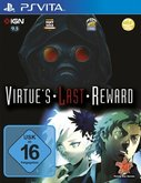 Cover zu Zero Escape: Virtue's Last Reward - PS Vita