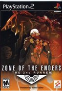 Cover zu Zone of the Enders: The Second Runner - PlayStation 2