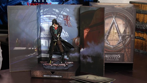Assassin's Creed Syndicate - Offizielles Unboxing der »Charing Cross« Collector's Edition