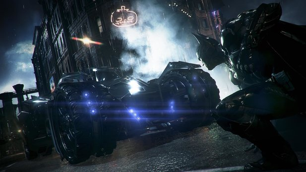 Batman: Arkham Knight - Ingame-Trailer zum Batmobile