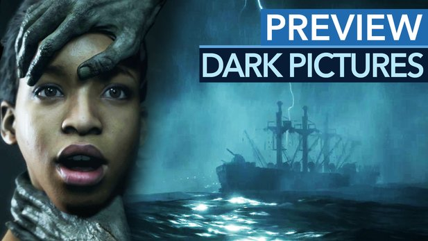 Dark Pictures Anthology: Man of Medan - Gameplay-Preview und Ersteindruck zum Horror-Adventure