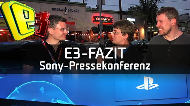 E3 2014 - Sony-Pressekonferenz - Fazit-Video zur PlayStation-Show