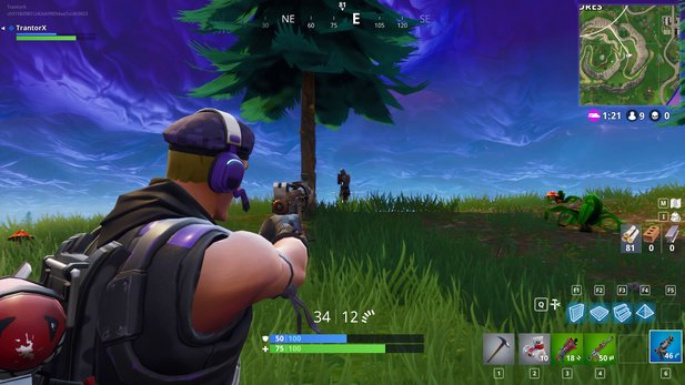 Some games like Fortnite are now played exclusively with the digital version.