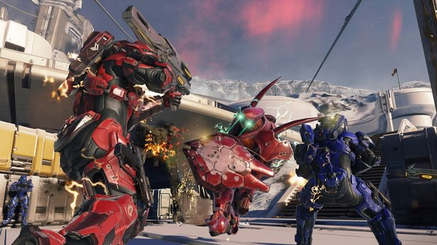 Halo 5: Guardians - Multiplayer-Check - Technik, Balance und Neuerungen