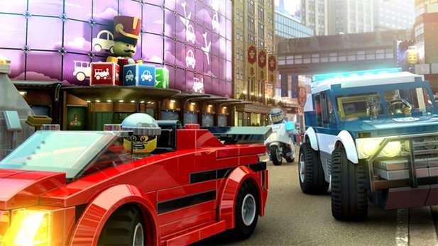 Lego City Undercover - Test-Video ansehen
