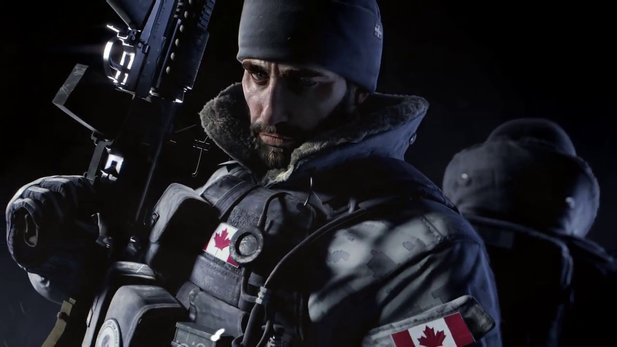 Rainbow Six: Siege - Launch-Trailer zum DLC »Operation Black Ice«