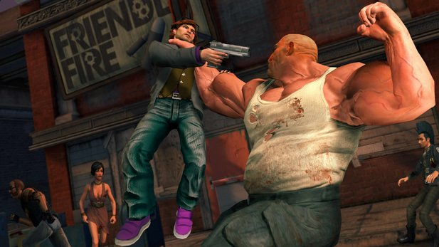 Die Mai-Auswahl von »Games With Gold« besteht aus dem Open-World-Actiontitel Saints Row: The Third (im Bild) sowie dem Plattformer Dust: An Elysian Tail.