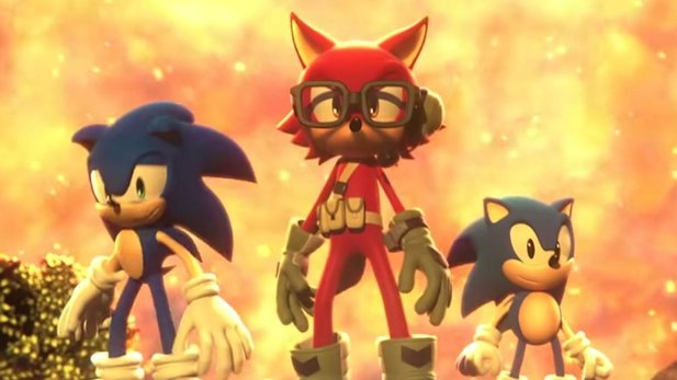 Sonic Forces - Gameplay-Trailer stellt brandneuen Character Creator vor