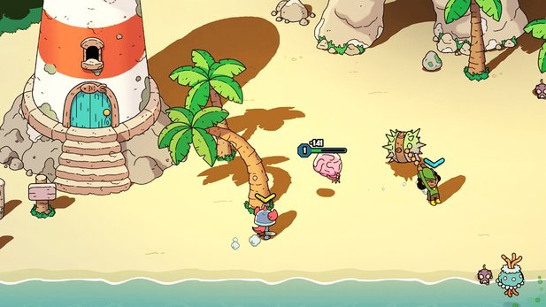The Swords of Ditto - 12 Minuten Gameplay aus dem Action-RPG