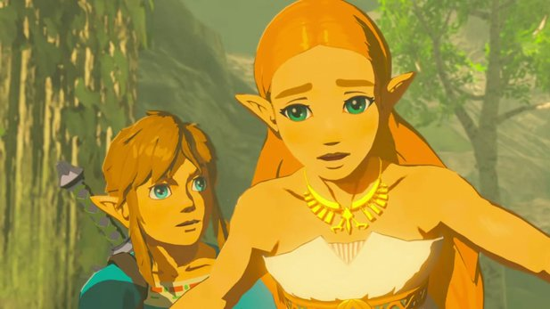 Zelda: Breath of the Wild hat eine versteckte Endsequenz.