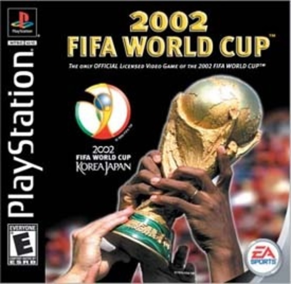 Cover zu 2002 FIFA World Cup