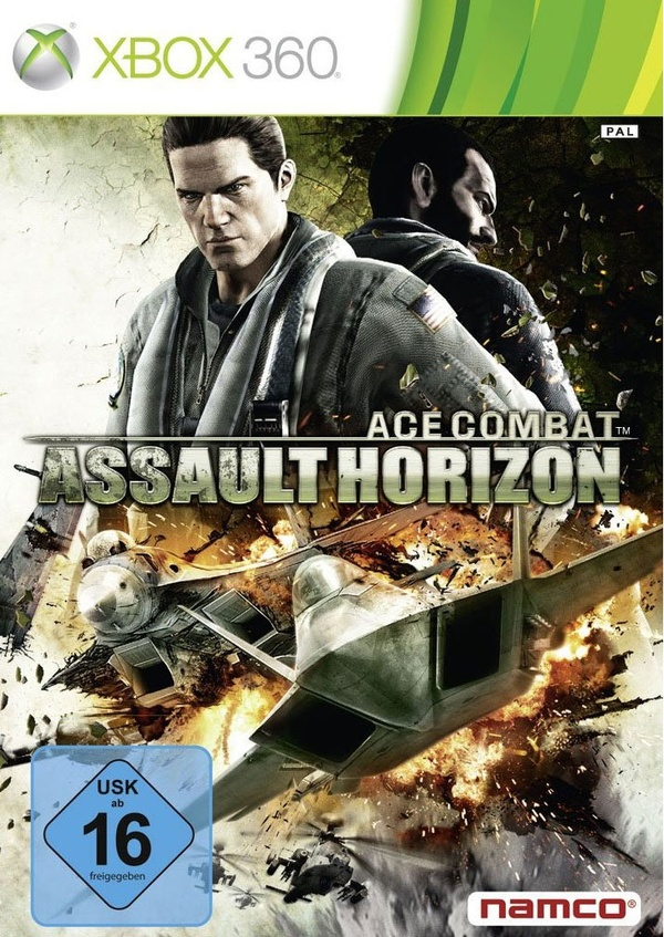 Cover zu Ace Combat: Assault Horizon