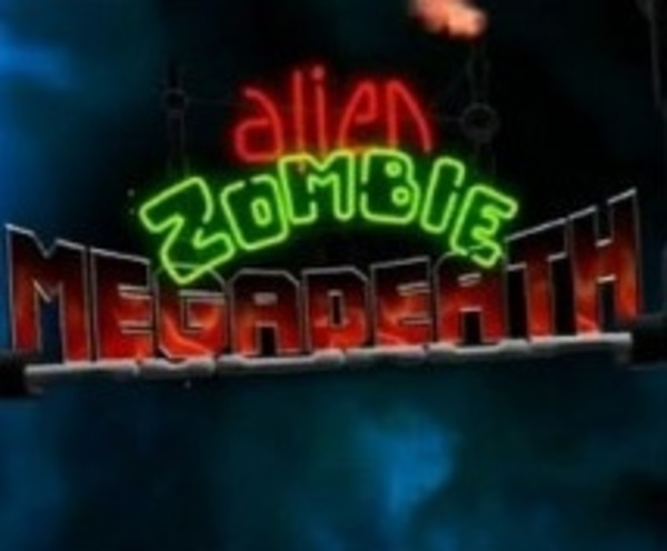 Cover zu Alien Zombie Mega Death