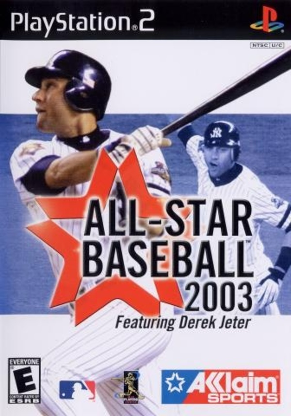 Cover zu All-Star Baseball 2003