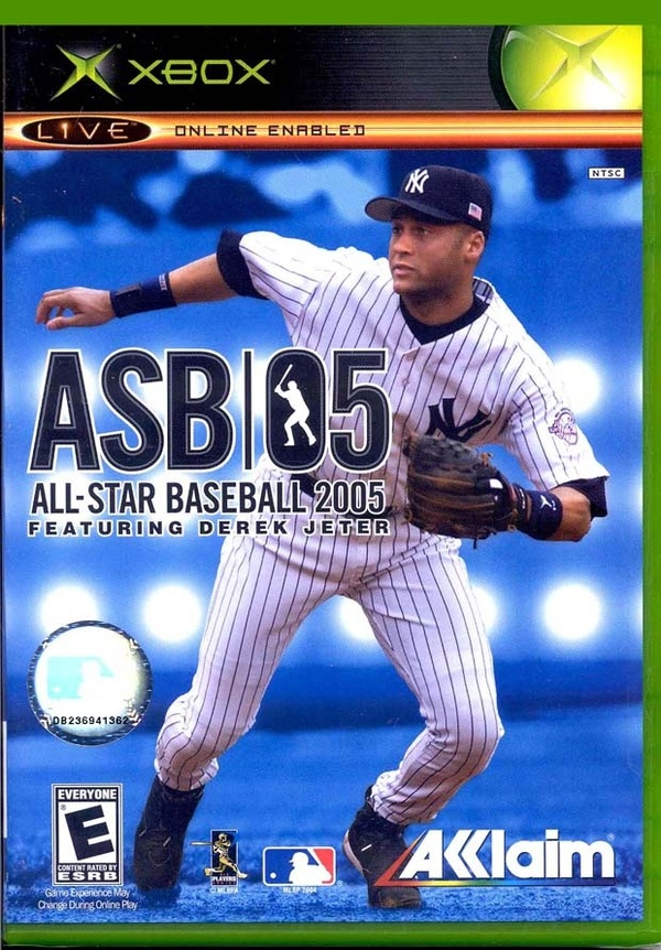 Cover zu All-Star Baseball 2005