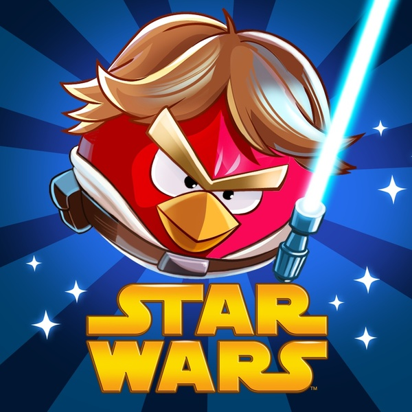 Cover zu Angry Birds: Star Wars