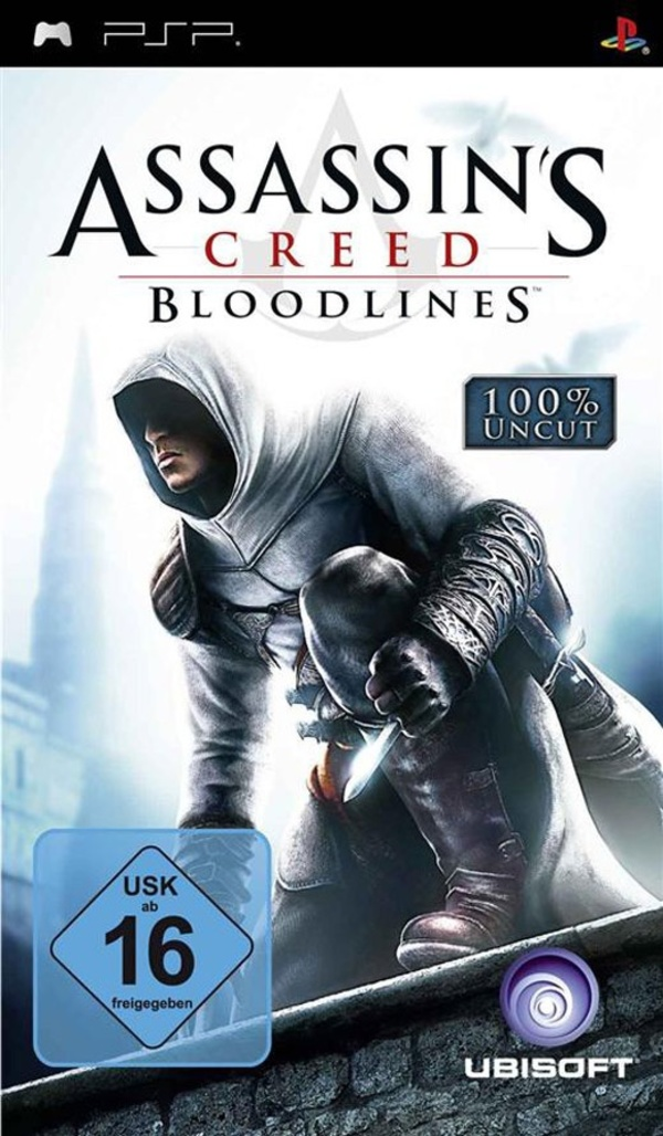 Cover zu Assassin's Creed: Bloodlines