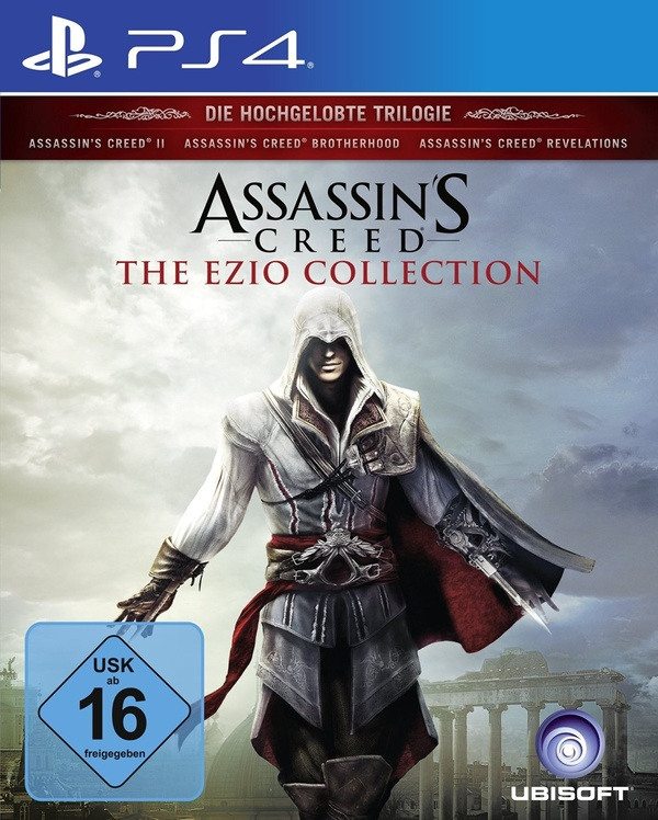 Cover zu Assassin's Creed Ezio Collection