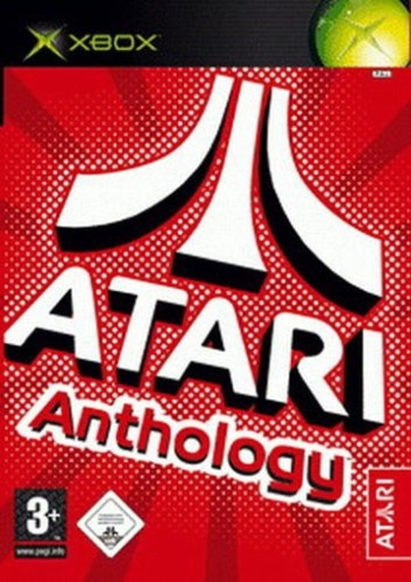 Cover zu Atari Anthology