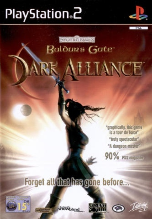 Cover zu Baldur's Gate: Dark Alliance
