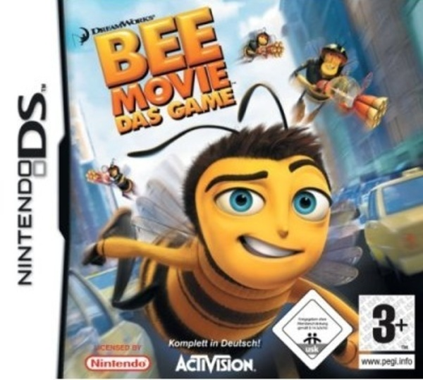 Cover zu Bee Movie Game