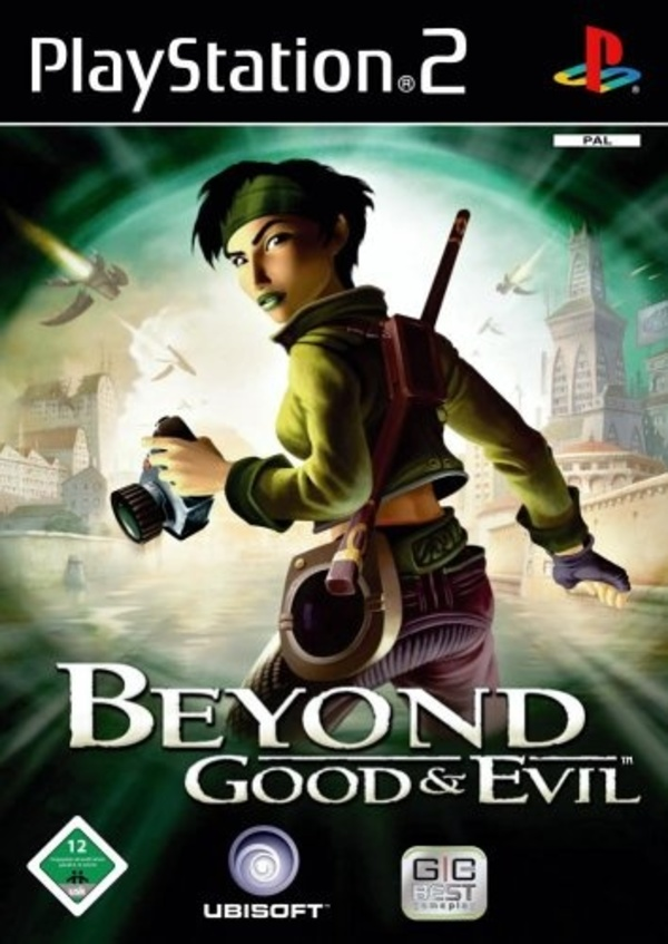 Cover zu Beyond Good & Evil