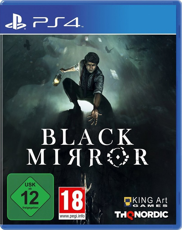 Cover zu Black Mirror