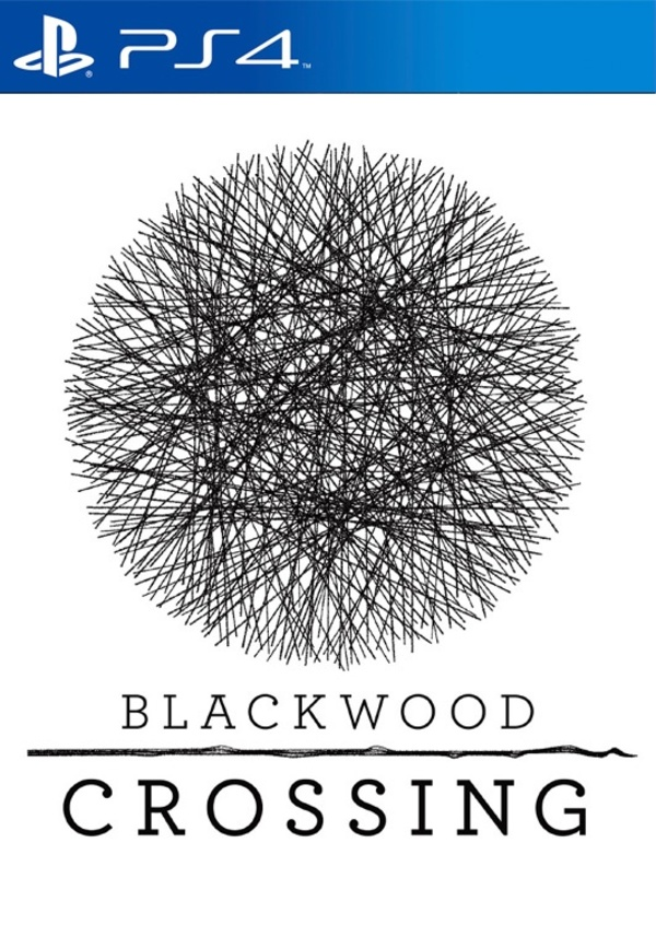 Cover zu Blackwood Crossing
