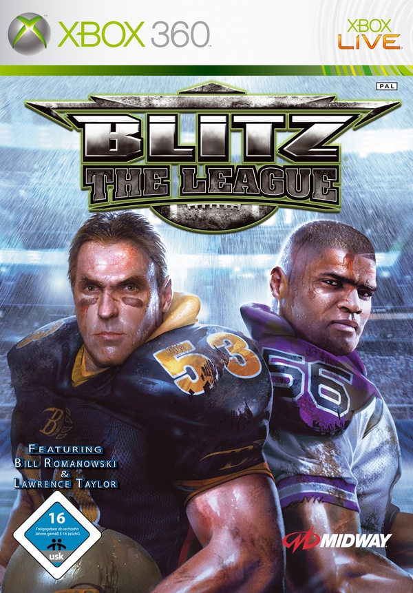 Cover zu Blitz: The League