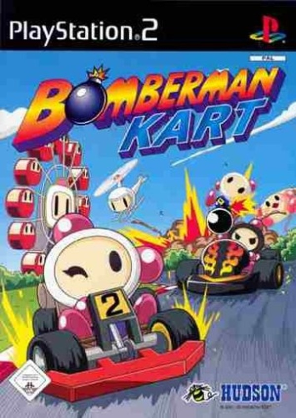 Cover zu Bomberman Kart