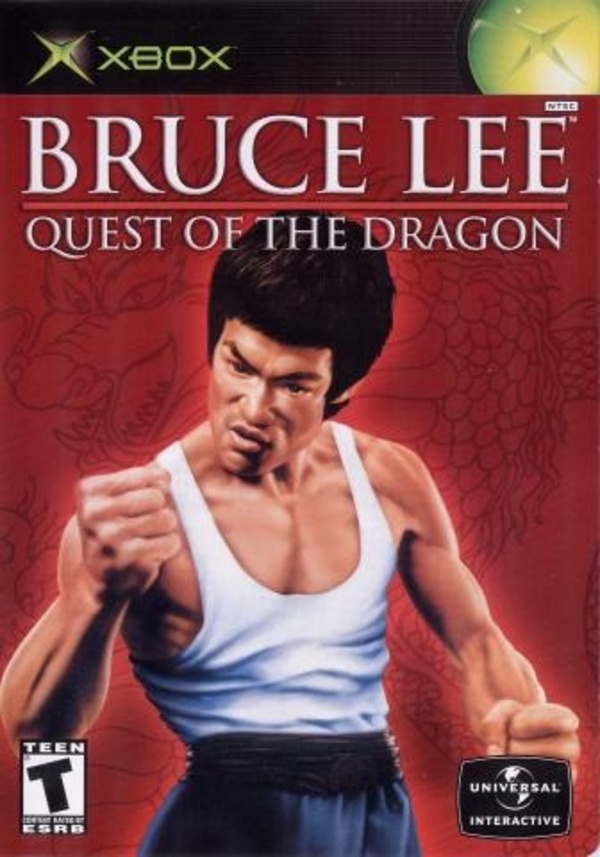 Cover zu Bruce Lee: Quest of the Dragon