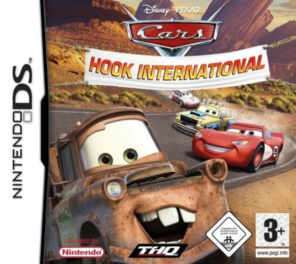 Cover zu Cars Hook International