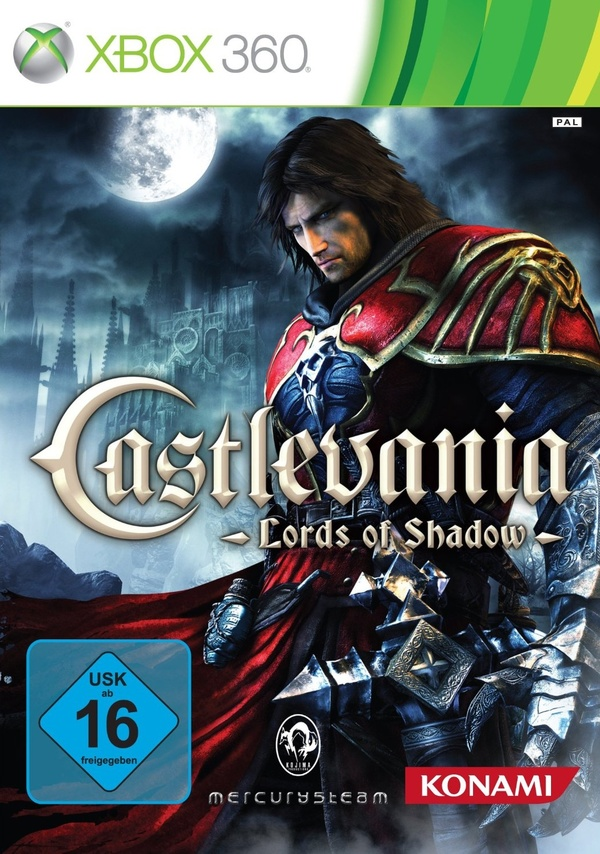 Cover zu Castlevania: Lords of Shadow