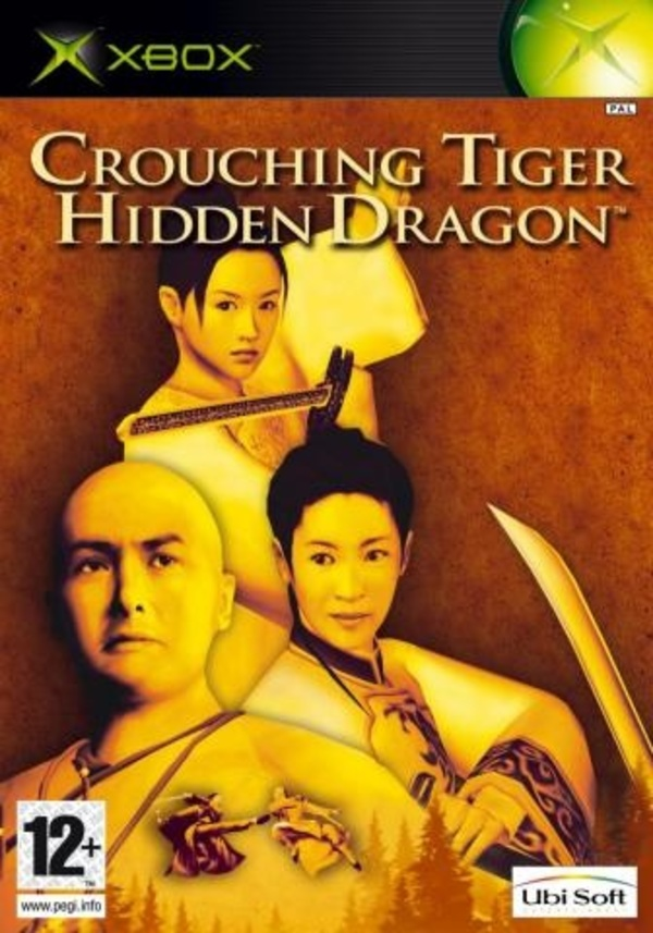 Cover zu Tiger & Dragon