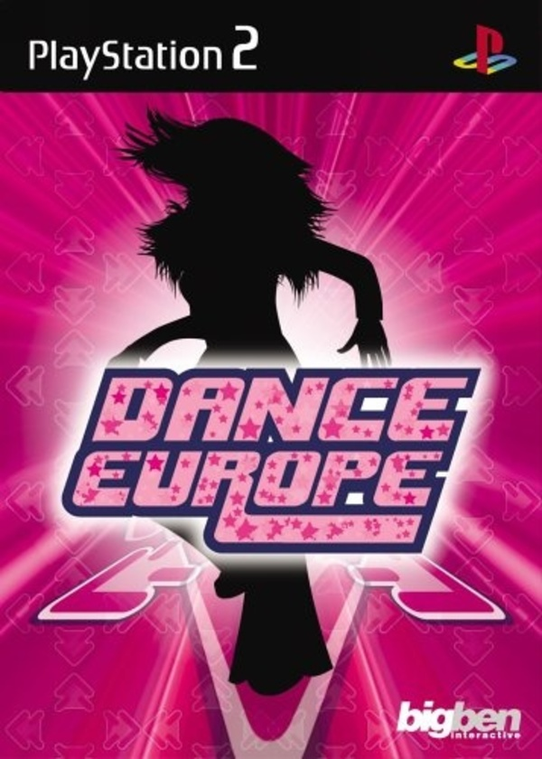 Cover zu Dance Europe