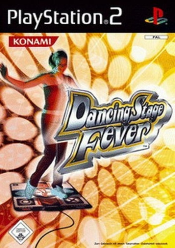 Cover zu Dancing Stage Fever